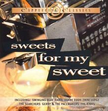 Various Rock Pop(CD Album)Cappuccino Classics, Sweets For My Sweets-Tem-New
