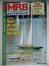 MRB - Modèle Réduit de Bateau #455 (REVUE) La Pilotine Dirigeant - Le France (2)