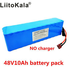 Battery Electric Bike 48V 10ah 10000mAh 18650 Built-in BMS board 30A TOP QUALITY