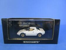 MINICHAMPS LANCIA STRATOS 1974, WHITE, 1/43, MIB!