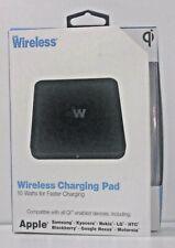 Just Wireless Charging Pad 10 Watts Qi Compatible 705954040859