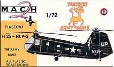 Mach 2 1/72 Piasecki H25 HUP 2 # 1272