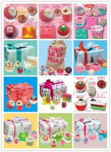 Bomb Cosmetics Luxury Bath & Soap Body Pamper Gift Packs Sets Handmade Christmas
