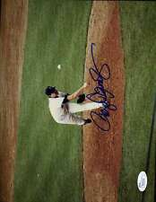 ROGER CLEMENS JSA CERTED SIGNED 1/1 ORIGINAL IMAGE 8X10 PHOTO AUTOGRAPH
