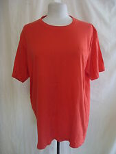 Mens T-Shirt - Pierre Cardin, size L, red, cotton, good condition, summer - 7531