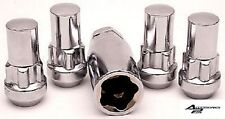 4 Pc DODGE RAM 2500 LOCKING LUG NUTS CUSTOM WHEEL 9/16 LOCKS # AP-20910L