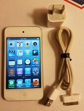 Apple iPod Touch 4th Generation White 8GB A1367
