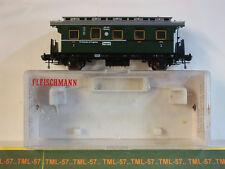 Voiture FLEISCHMANN HO - Allemagne - Voiture 2 essieux 3e cl - Ref 5065