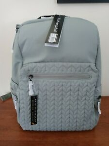 Sherpani Bryce Anti-Theft Backpack for Women with RFID Protection Willow NWT