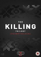 The Killing: Season 1-3 Box Set (11 Discs) (DVD) (C-15) NEW Free P&P