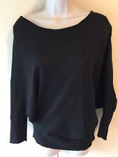 Graham And Spencer Black Sparkly Top S