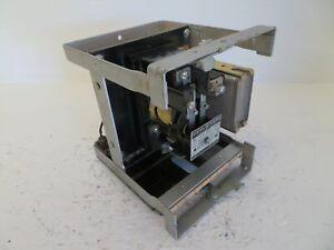 General Electric 12HGA18E2A Auxiliary Relay Type HGA GE Volt DC GEF-2623