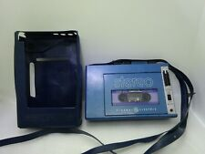 Rare Vintage Genral Electric 3-5270A Escape Portable Stereo Cassette Player