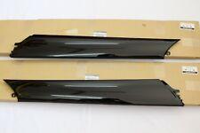 Infiniti QX56 QX80 Nissan Armada Genuine Front Pillar Finisher Right & Left PAIR