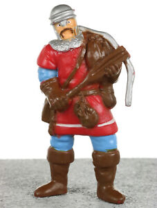 Advanced Dungeons & Dragons AD&D HEROIC MEN AT ARMS Archer Figurine LJN TSR 1982