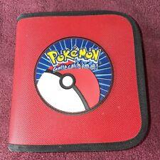 Pokeball Pokemon Authentic Nintendo 12 Sleeve With 24 Music CDs DVD case Wow!