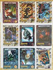 1993-2007 MARVEL 67-CARD MIXED LOT Topps Skybox Fleer Artbox Rittenhouse VG-NM