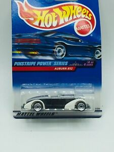 Hot Wheels Auburn 852 Pinstripe Power Series 4/4