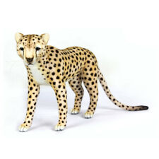 Cheetah Standing Hansa Realistic Soft Animal Plush Toy 40cm DELIVERY