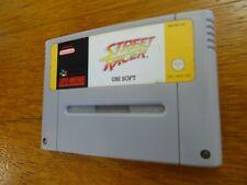 SNES - Street Racer Cart Super Nintendo Retro Game