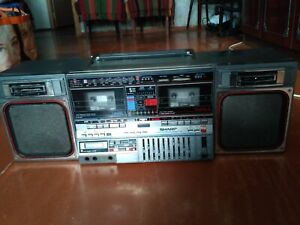 Sharp GF 800  Working condition Made in Japan