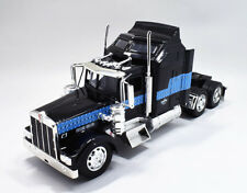 Newray 1:32 Kenworth W900 Semi Diecast Truck Model New no Box Black