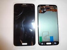 New Samsung Galaxy S5 i9600 G900A G900V G900T (Black) LCD Digitizer Display