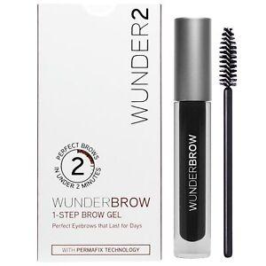 WUNDER2 WunderBrow 1-STEP Brow Gel Jet Black