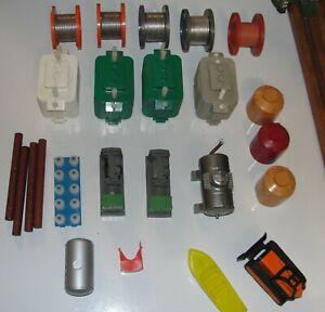 Lionel Load Flat Car Load Lot - Used