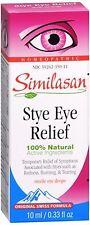 Similasan Stye Eye Relief Eye Drops 10 mL (Pack of 2)