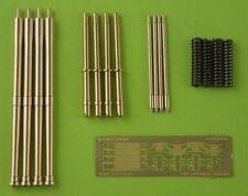 Master 24004 1/24 Metal HISPANO mk.ii 20mm Cañón (4 piezas)