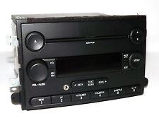 2006-2013 Ford Car Truck Radio - AM FM CD mp3 w Aux Input 7E5T-18C869-AE