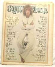 ROGER DALTREY ROLLING STONE MAGAZINE Issue 184 THE WHO April 10 1975 VERY RARE!