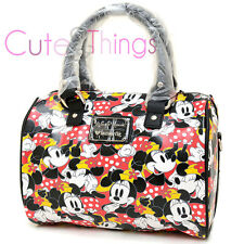 Disney Minnie Mouse Multi Face Duffle Bag by Loungefly Hand Bag