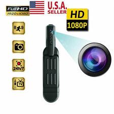 1080P HD Pocket Pen Camera Hidden Mini Portable Body Video Recorder DVR New H5W4