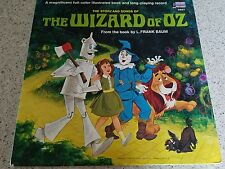 Walt Disney LP, The Wizard Of Oz, Disneyland 3957, ORIGINAL 1969
