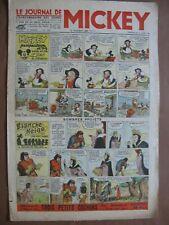 LE JOURNAL DE MICKEY 1938 n° 190