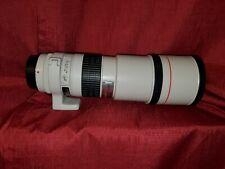 Canon EF 300mm f/4.0 L USM Lens