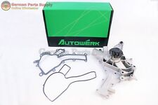 MERCEDES WATER PUMP OEM AUTOWERK  ML320 E320 CLK320 C240 ML500 ML350  1122001401