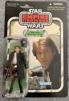 STAR WARS ESB Han Solo Echo Base Outfit VC03 Vintage Collection C-8.5 MOC
