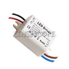 DC 12V 6W Watt High Power LED Driver Constant Current AC170V-260V 50-60Hz 500mA