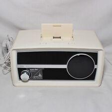 Phillips ORD2100C/37 FM Radio iPod iPhone Speaker Audio Dock Dual Alarm Clock
