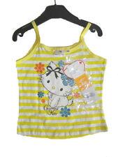 122 Mädchen-T-Shirts & -Tops aus 100% Baumwolle mit Trägertop Größe