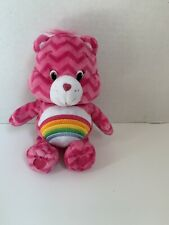 Cute And Soft Pink Care Bears 8� Small Plush