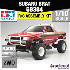 58384 TAMIYA SUBARU BRAT - 2 BODIES 1/10th R/C KIT RADIO CONTROL 1/10 CAR NEW!