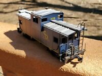 Vintage Athearn C&O 3178 Wide Vision Caboose - HO Scale
