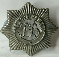 More details for boys brigade field service cap badge 1927 to 1970 40 x 38 mm