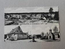 Bechhofen Schwabach ~ 1945 Gathaus Winkler-Hechtel