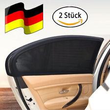2Stk Sonnenschutz Rollo Seitenfenster Sonnenblende für Auto Kinder Abdeckung XXL
