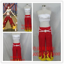 Fairy Tail Erza Scarlet Cosplay Costume Any size Tailor Made<ZSDG>